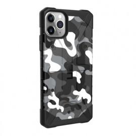 UAG Hard Case Pathfinder - Coque iPhone 11 Pro Max Antichoc - Camouflage Blanc