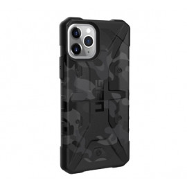 UAG Hard Case Pathfinder - Coque iPhone 11 Pro Antichoc - Camouflage Noir