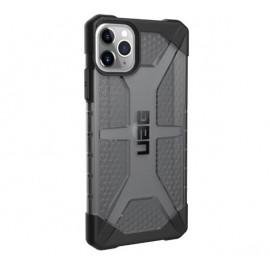 UAG HardCase Plasma- Coque iPhone 11 Pro Antichoc - Gris Transparent