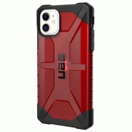 UAG HardCase Plasma - Coque iPhone 11 Antichoc - Rouge