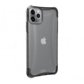 UAG Hard Plyo - Coque iPhone 11 Pro Antichoc - Gris Transparent
