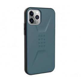 UAG Hard Case Stealth - Coque iPhone 11 Pro Antichoc - Gris / Bleu