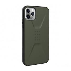 UAG Hard Case Stealth - Coque iPhone 11 Pro Antichoc - Vert Olive