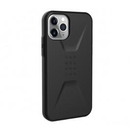 UAG Hard Case Stealth - Coque iPhone 11 Pro Antichoc - Noire