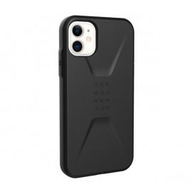 UAG Hard Case Stealth - Coque iPhone 11 Antichoc - Noire
