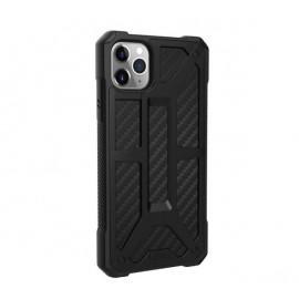 UAG Hardcase Monarch Coque iPhone 11 Pro Antichoc - Noir Carbone