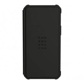 UAG Metropolis - Coque iPhone 12 Pro Max Solide - Noire