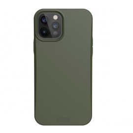 UAG Outback - Coque iPhone iPhone 12 / iPhone 12 Pro Solide - Vert Olive