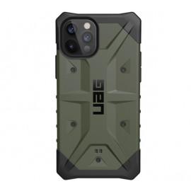 Nouveau UAG Pathfinder - Coque iPhone 12 / iPhone 12 Pro - Vert olive