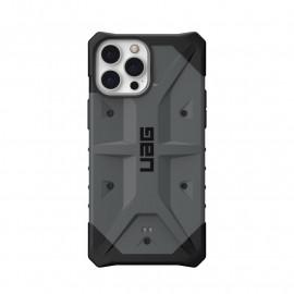 UAG Pathfinder - Coque iPhone 13 Pro Max Solide - Argent