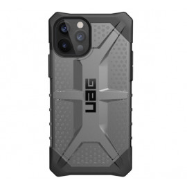 UAG Plasma - Coque iPhone 12 / iPhone 12 Pro - Transparente