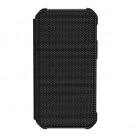 UAG Metropolis Kevlar - Coque iPhone 12 Mini Rigide - Noire