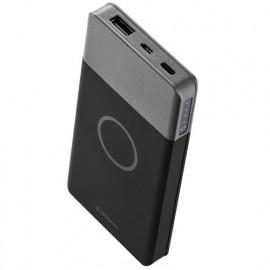 usbepower Air - Batterie externe sans fil - 10000 mAh - Gris