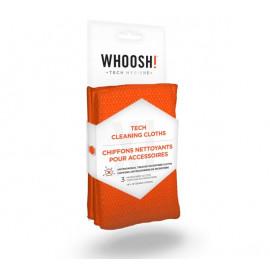 Torchons / Chiffons de nettoyage Whoosh XL Tech ( paquet de 3 )